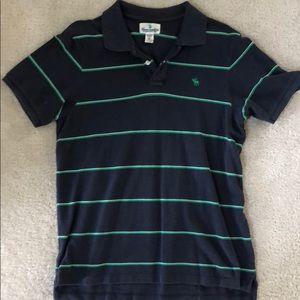 Abercrombie polo shirt xl